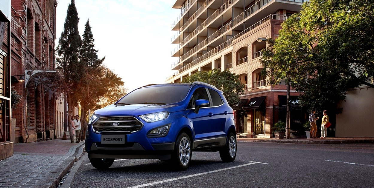 Ford Eco Sport S